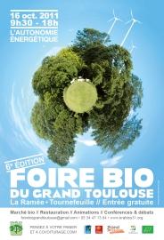 Affiche 2011 - 6° édition